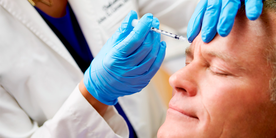 Non invasive anti ageing procedures